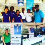 Health Solutions Inc. contributes to the JCI Health Fair in Barrouallie