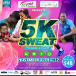 Health Solutions Inc. participates in the 5K Sweat to Heal A Child in SVG